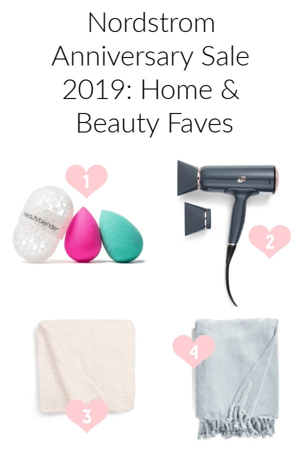 Nordstrom Anniversary Sale Best of Home and Beauty