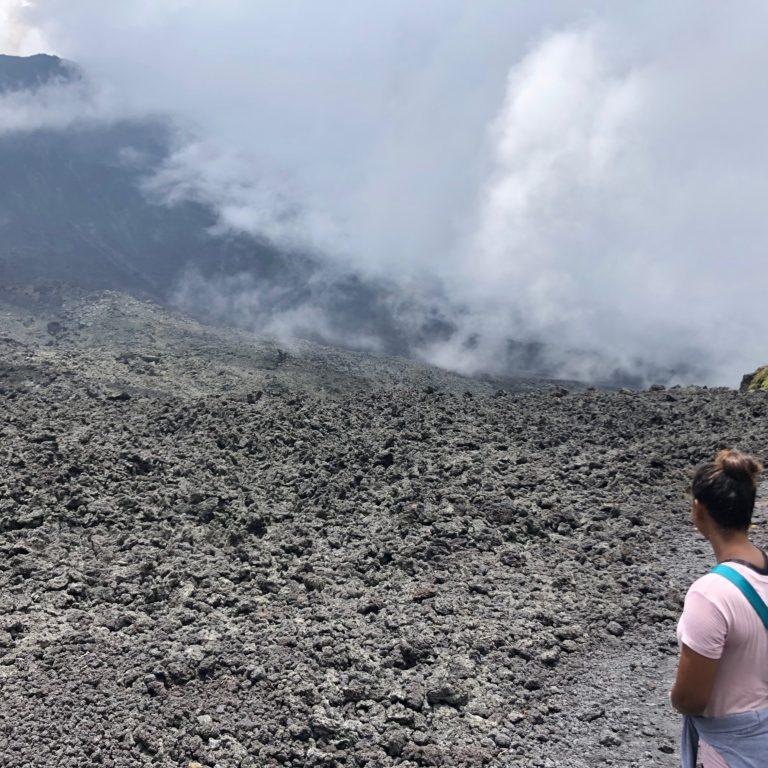 Pacya Volcano Hike
