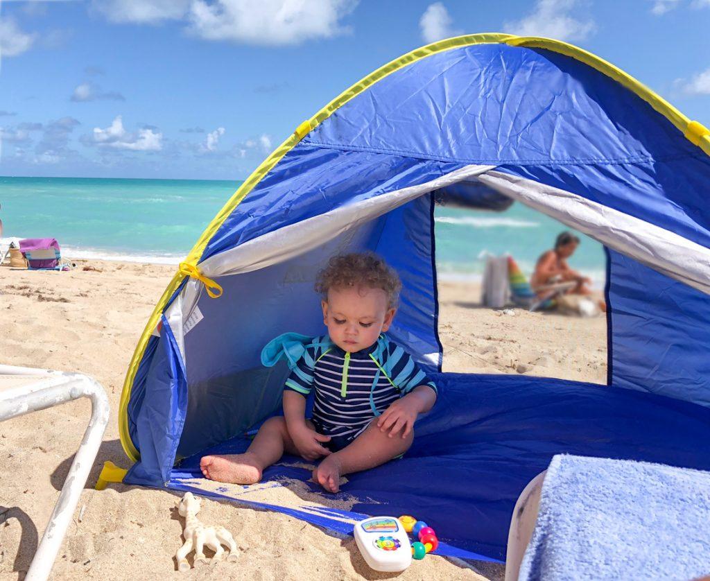baby-beach-tent