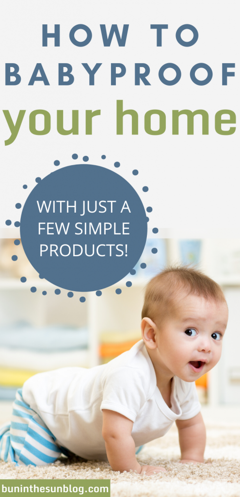 The Babyproofing Products You Definitely Want to Have