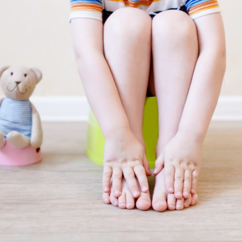 How We Survived Potty Training Our Stubborn Toddler