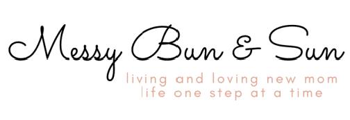 Messy Bun & Sun