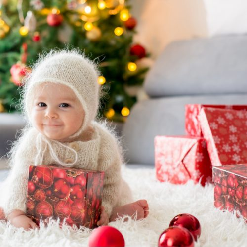 Baby's First Christmas Gift Ideas & Keepsakes for an Extra Special Holiday