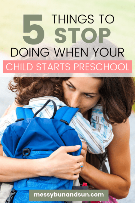Everything Not to Do When Your Child Cries at School Dropoff