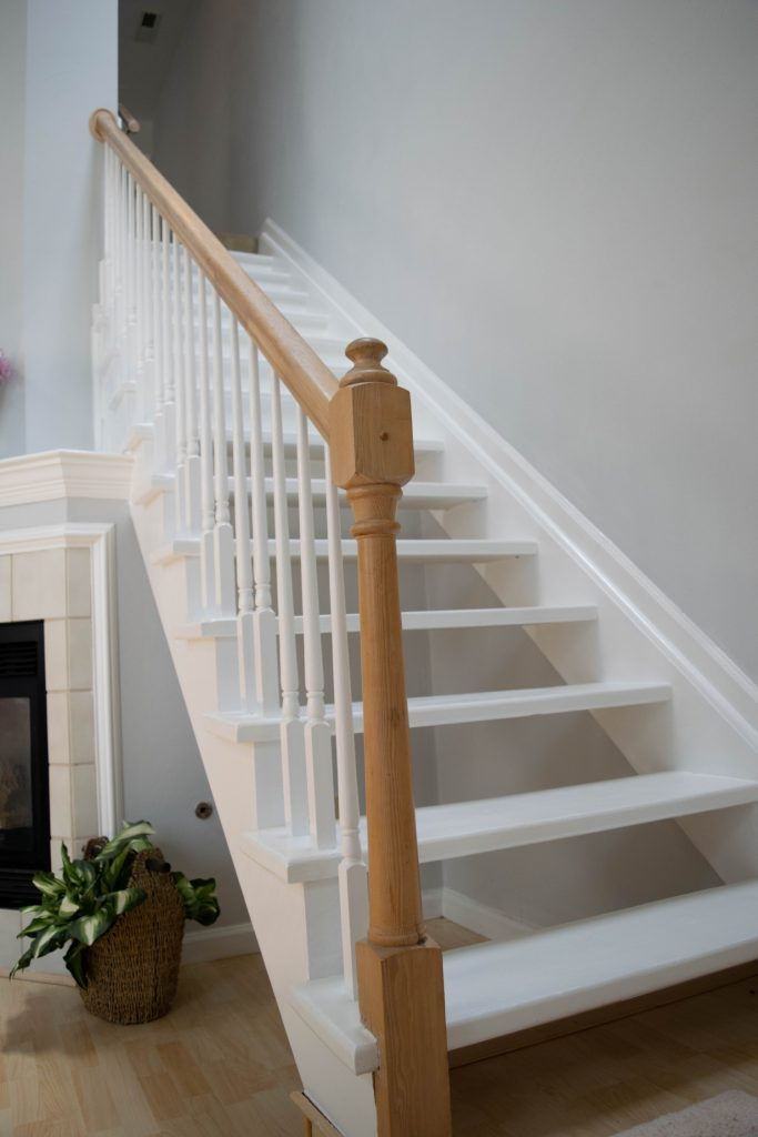 how-to-block-off-stairs
